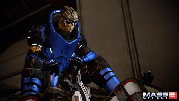 Скриншот №1 к Mass Effect 2 2010