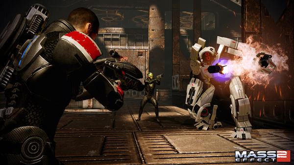 Скриншот №4 к Mass Effect 2 2010