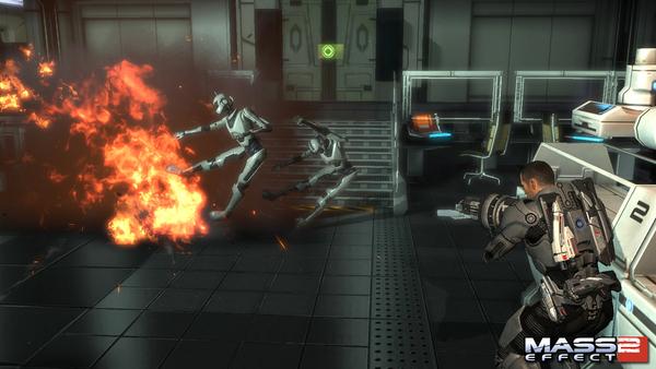 Скриншот №2 к Mass Effect 2 2010