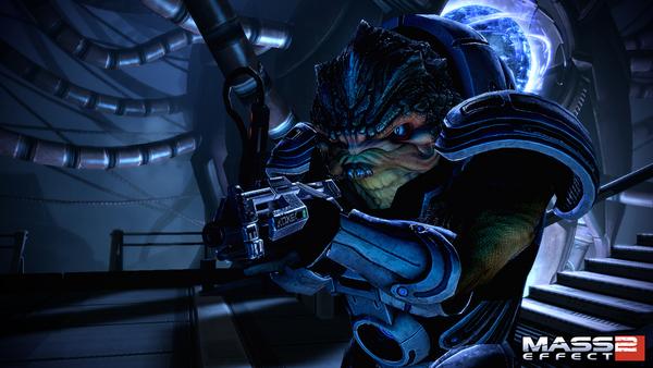 Mass Effect 2 (ME2) скриншот