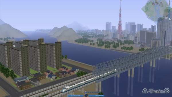 скриншот A-Train 8 1