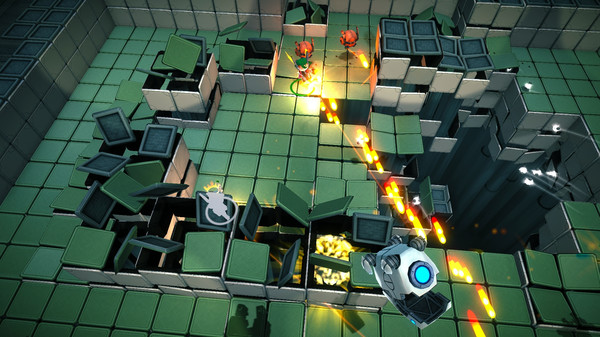Скриншот №2 к Assault Android Cactus+