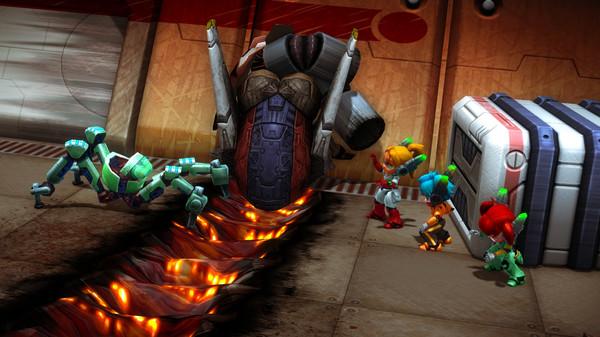 Скриншот №8 к Assault Android Cactus+