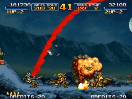 Скриншот №5 к METAL SLUG 3