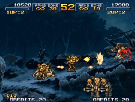 Скриншот №4 к METAL SLUG 3