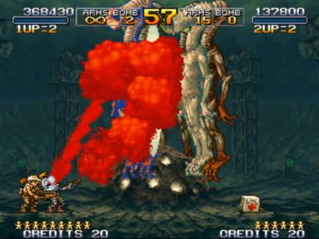 Скриншот №7 к METAL SLUG 3