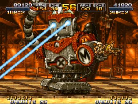 Скриншот №10 к METAL SLUG 3