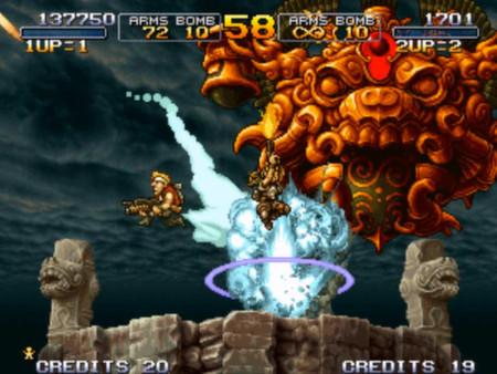 Скриншот №14 к METAL SLUG 3