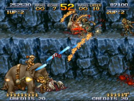Скриншот №6 к METAL SLUG 3