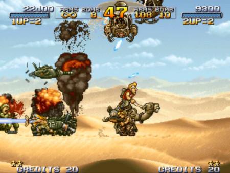 Скриншот №12 к METAL SLUG 3