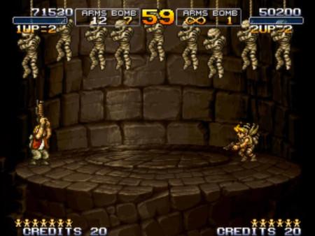 Скриншот №13 к METAL SLUG 3