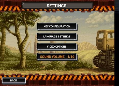 Скриншот №17 к METAL SLUG 3