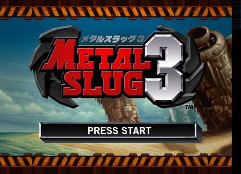 Скриншот №18 к METAL SLUG 3