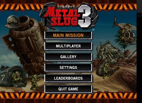 Скриншот №21 к METAL SLUG 3