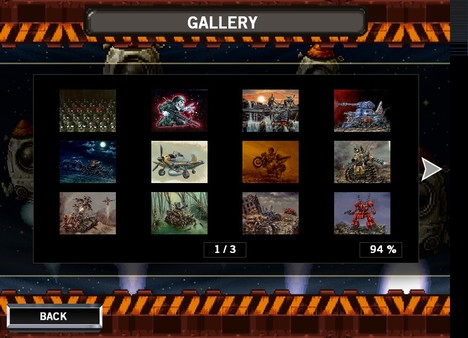 METAL SLUG 3 скриншот