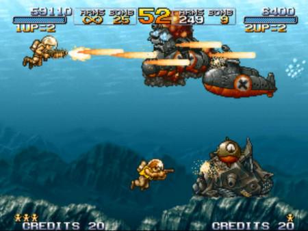 Скриншот №8 к METAL SLUG 3