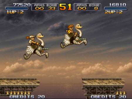 Скриншот №9 к METAL SLUG 3