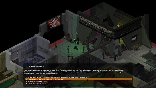 Скриншот №2 к UnderRail