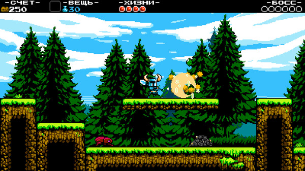 Скриншот №1 к Shovel Knight Treasure Trove