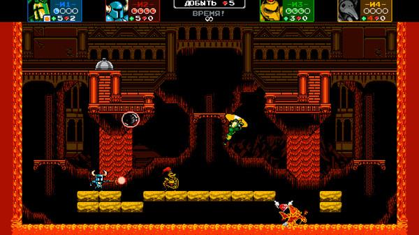 Скриншот №18 к Shovel Knight Treasure Trove