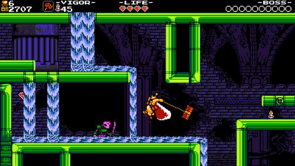 Скриншот №14 к Shovel Knight Treasure Trove
