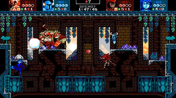 Скриншот №17 к Shovel Knight Treasure Trove