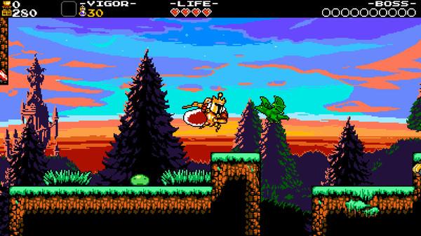 Скриншот №13 к Shovel Knight Treasure Trove