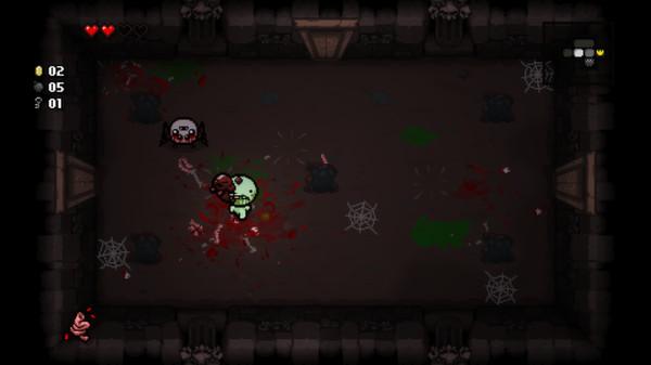 Скриншот №10 к The Binding of Isaac Rebirth
