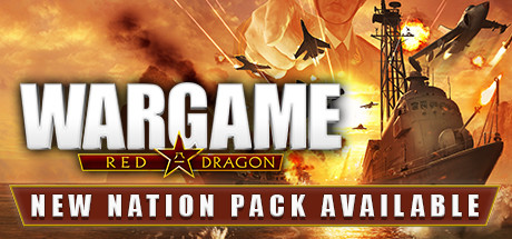 Wargame: Red Dragon Cover Image