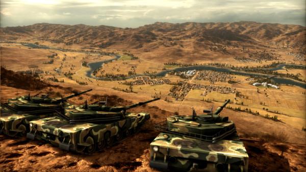 Скриншот №2 к Wargame Red Dragon
