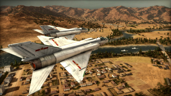 скриншот Wargame: Red Dragon 3