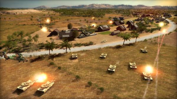 Скриншот №6 к Wargame Red Dragon