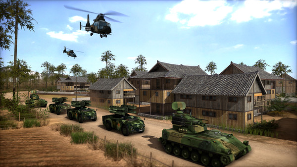 Скриншот №7 к Wargame Red Dragon
