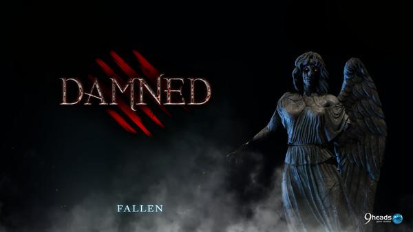 скриншот Damned 0