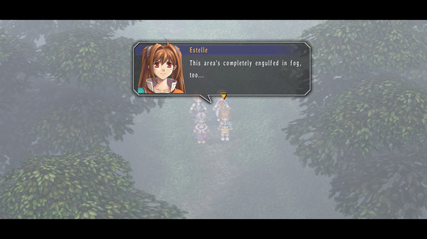 The Legend of Heroes: Trails in the Sky SC screenshot