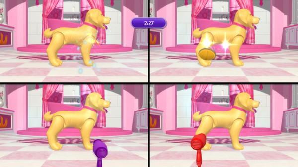 скриншот Barbie Dreamhouse Party 5