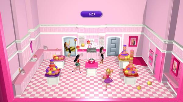 скриншот Barbie Dreamhouse Party 4