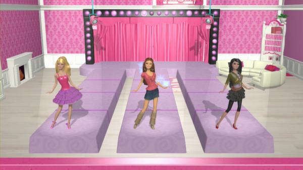 скриншот Barbie Dreamhouse Party 2