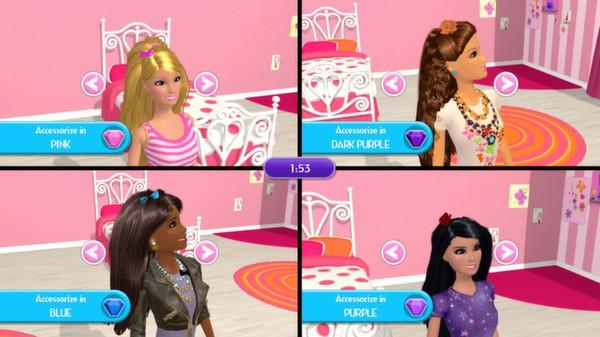 скриншот Barbie Dreamhouse Party 3