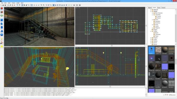 скриншот Leadwerks Game Engine: Indie Edition 0