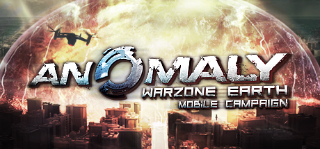 Anomaly Warzone Earth Mobile Campaign Cover Image