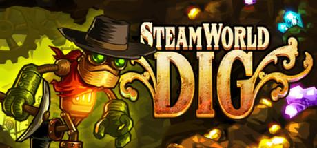 SteamWorld Dig Cover Image