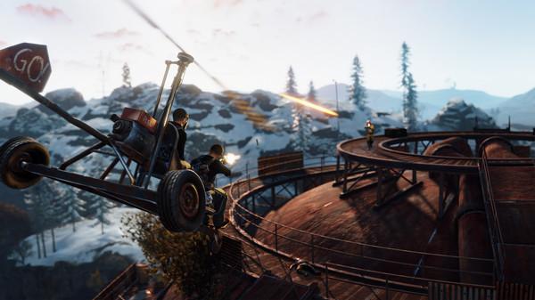 Скриншот №6 к Rust