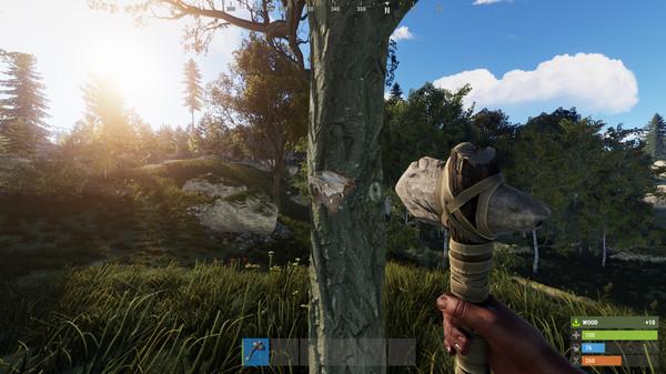 Скриншот №2 к Rust