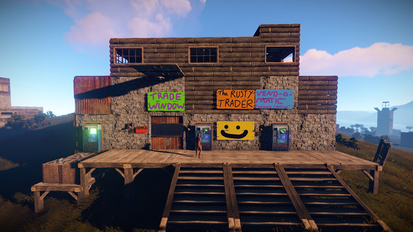 Скриншот №24 к Rust