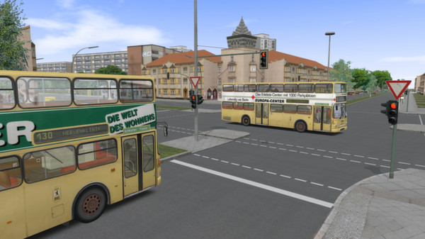 Скриншот №1 к OMSI 2 Steam Edition