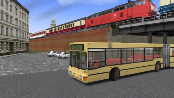 Скриншот №4 к OMSI 2 Steam Edition
