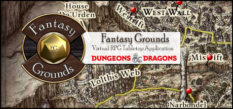 Fantasy Grounds Cover Image