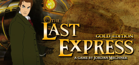 The Last Express Gold Edition Cover Image