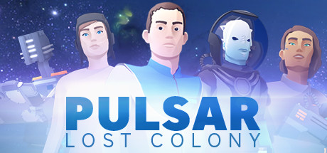 PULSAR: Lost Colony Cover Image